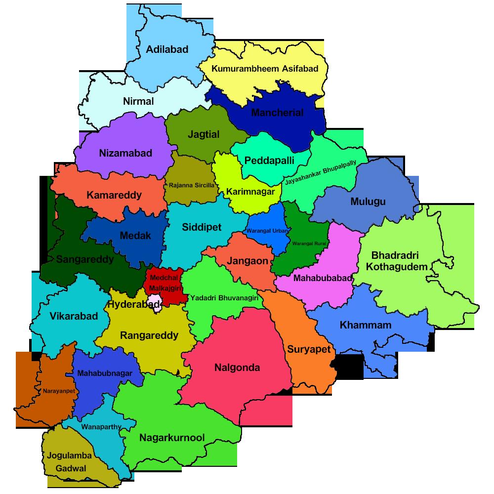 तेलंगाना राज्य